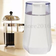 Electric Coffee Beans Spice Nuts Mill Grinder Blender With Stainless Steel Blade