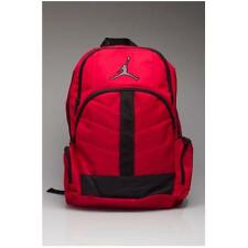 Jordan Backpack 9A1138-344 Red With Laptop Compartment Jeptall #XmasBegins