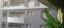 DJA Anti Bird Net  Extra Thick & Strong Quality  8 ft by 10 ft White colour