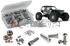 RC Screwz AXI004 Axial Racing Wraith RTR Stainless Steel Screw Kit NEW