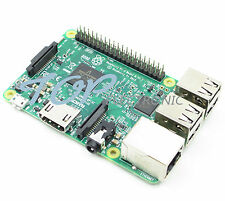New Raspberry PI3 B 1.2GHz 1GB RAM WiFi Bluetooth Quad Core 64 Bit CPU