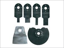 Einhell de 6 piezas de múltiples funciones kit de accesorios Conjunto de Corte Hoja De Sierra 6 piezas