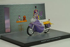 Movie car Batman Batmóvil TV serie series Batgirl bike modelo 1:43
