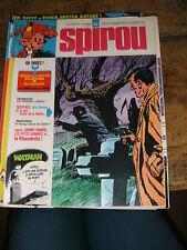 Spirou N° 1959 Aymone Sybilline BD 1975 Tif Tondu Sophie Sammy Oncle paul