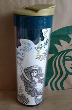 Starbucks MERMAID 2015 TUMBLER, 16 Oz. New &  limited edition.
