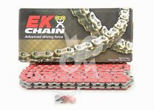 EK Chains 520x120 Links MVXZ Supreme Series Sealed QX-Ring Red Chain