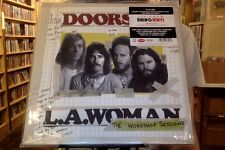 The Doors L.A. Woman The Workshop Sessions 2xLP sealed 180 gm vinyl