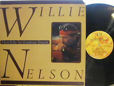 Willie Nelson - There'll Be No Teardrops Tonight  (U.A. LA930) ('78)