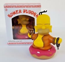 "The Simpsons Homer Buddha Color Version 3"" Vinyl Figure by Kidrobot New in Box"