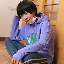 6 Color Mr.Osomatsu-san Anime Six Same Face Sweater Hoodie Hoody Cosplay Costume