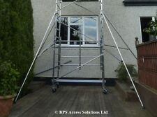 4 Outriggers for use with 3m & 3.8m Quick Erect Scaffold Tower Next Day Delivery