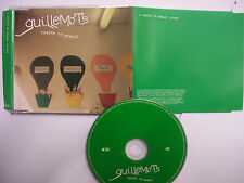 GUILLEMOTS Trains To Brazil – 2006 UK CD PROMO – Indie Rock – BARGAIN!