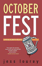 October Fest (The Murder-By-Month Mysteries)-ExLibrary