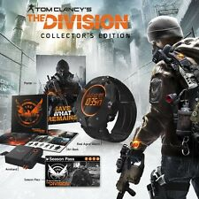 Tom Clancy's The Division Collectors Edition