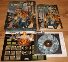Seven Kingdoms II - The Fryhtan Wars (PC, 1999, Big-Box)