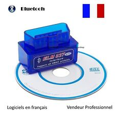 Mini ELM 327 BLUETOOTH OBD  DIAG DIAGNOSTIQUE SCANNER ELM 327 Torque