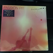 Passion Pit– Gossamer 2×Vinyl,LP Sealed!  Free Shipping