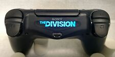 The Division Custom Led Light Bar Decal Sticker Fits Playstation 4 Controller !!