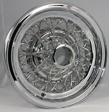 Buick Skylark 40-Spoke Original Wire Wheels Truespoke Certified Restoration