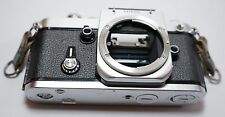 Nikon F2 Camera Body Only 100% Function without Prism Finder