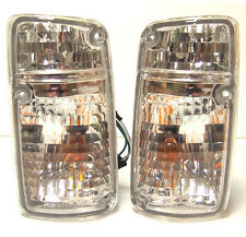 NISSAN Patrol 1987- Japan version turn signal indicator blinker lights set pair