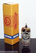 Tungsram/EI NOS/NIB 6AQ8/ECC85/6N1 tube - Test NOS - Ships from US