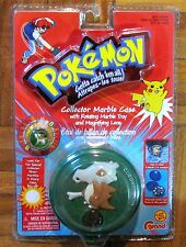 POKEMON COLLECTORS MARBLE CASE #104 Cubone MOSC NEW TOYBIZ