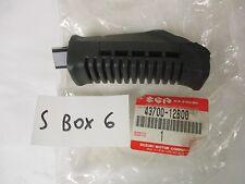 NOS Suzuki GS500 Pillion Footrest 43700-12B00