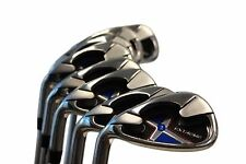 CUSTOM LH LEFT HANDED GOLF CLUBS COMPLETE IRON 4-SW LEFTY TAYLOR FIT SET IRONS