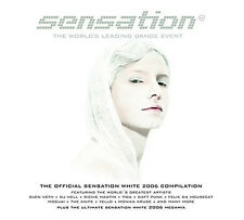 SENSATION WHITE = Axwell/Rother/Karotte/Kruse...=2CD= HOUSE ELECTRO TECH HOUSE