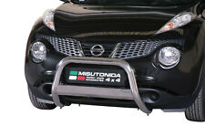 NISSAN JUKE 2010- up  Ø 63mm BULL NUDGE BAR GRILL GUARD