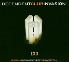 DEPENDENT CLUB INVASION 1 3CD BOX SEABOUND Pride And Fall DISMANTLED