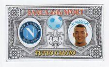 figurina BANCA DELLO SPORT TUTTO CALCIO 2015/2016 NAPOLI EL KADDOURI