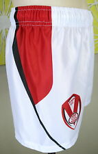 ST HELENS  FOOTBALL CLUB HOME SHORTS Kids Size 10