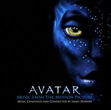 James Horner CD Avatar (Music From The Motion Picture) - Europe (M/M)