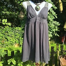 Quirky Lagenlook Dress Goth Pagan Witchy Steampunk Fairy Pixie 12 Larp Cosplay