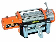 PWLD 20K GEN1 Prowinch 20000 lb 24V Winch waterproof, Roller wireless control