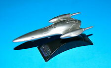 MICRO MACHINES STAR WARS NABOO ROYAL STARSHIP TITANIUM DIE-CAST