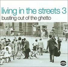 Living in the Streets, Vol. 3 by Various Artists (CD, Nov-2002, BGP (Beat...