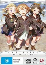 Lastexile - Fam, the Silver Wing - Collection 2 DVD NEW