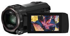 Open-Box: Panasonic - Panasonic HC-V770 HD Flash Memory Camcorder - Black