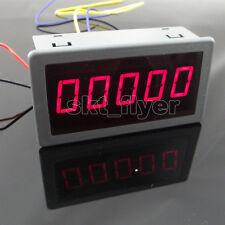 """1pcs DC 5V 0.56"""" Red LED Digital Counter & Timer & Meter count Multi-function"""