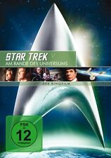 STAR TREK 5 Am Rande des Universums ENTERPRISE DVD Neu