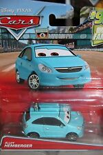 "DISNEY PIXAR CARS 2 ""ALLOY HEMBERGER"" NEW IN PACKAGE, SHIP WORLDWIDE"
