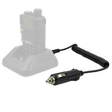 12V DC Travel Car Charger Cable for BaoFeng UV-8HX UV-5R UV-82 CIGARETTE LIGHTER