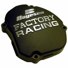 BOYESEN BLACK FACTORY RACING ENGINE IGNITION COVER YAMAHA YZ125 YZ 125 2005-2016