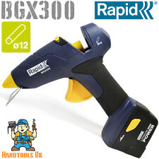 RAPID BGX300 BATTERIA AL LITIO CORDLESS Glue Gun