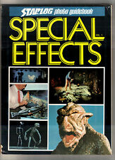 STARLOG MAGAZINE PHOTO GUIDEBOOK SPECIAL EFFECTS VOLUME 1 DATED 1979