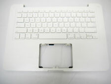 "USED Palm Rest Top Case US Keyboard Topcase for MacBook 13"" A1342 2009 2010"