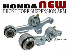 HONDA C50 C65 C70 FRONT FORK SUSPENSION ARM SET
